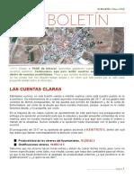 Boletín XI ALMARAZ Marzo de 2018