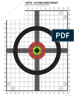 Red Dot 50yd