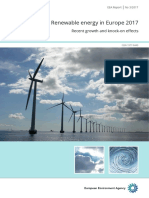 Renewable Energy in Europe 2017 (1)