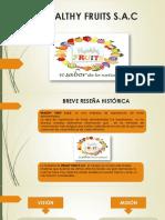 Expo Final - Comercio Frutas Deshidratas
