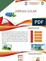 Presentacion de Energia Solar