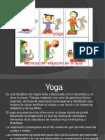 El yoga como tecnica de relajación en el aula.ppt