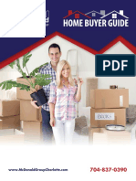 McDonald Group First Time Home Buyer Guide