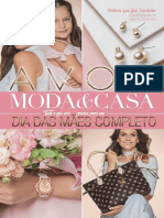 Folheto Avon Moda&Casa - 08/2018