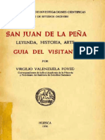 San Juan de la Peña, leyenda historia y arte.pdf