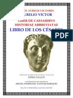 352372968 Aurelio Victor LIBER de CAESARIBVS Libro de Los Cesares