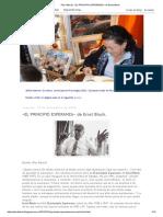 Pilar Alberdi_ «El Principio Esperanza» de Ernst Bloch