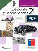 Historia - Geografía y Ciencias Sociales 2º Medio - Texto Del Estudiante