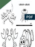 Gambar Hewan Laut