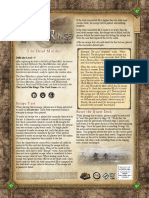 The Dead Marshes Rulesheet