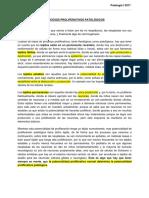 8_Procesos Proliferativos Patológicos