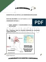 Diagnostico de Las Visitas a Las Comunidades Motilon Bariara (1)