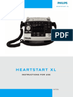 Philips Heartstart XL - User Manual