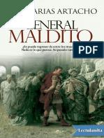 Arias Artacho, Javier - El General Maldito