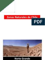 Zonas Naturales de Chile 6º AB 2014