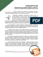 Concepto de investigacion educativa.pdf