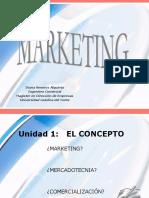 Concepto General de Marketing