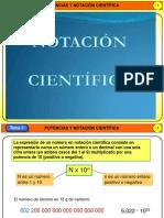 DIAPOSITIVAS  DE NOTACION CIENTIFICA.ppt