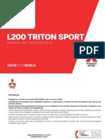 Manual Triton l200-2