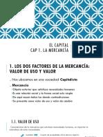 El Capital MARX