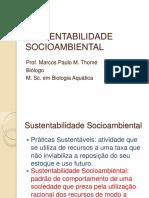 SUSTENTABILIDADE+SOCIOAMBIENTAL