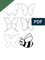 Alas de Mariposa Planificacion
