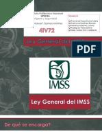 Ley General Del Imss