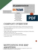 Big Bazaar Erp
