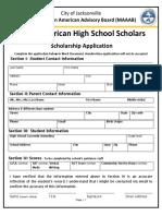 MAAAB Scholarship Application 2018 (1)