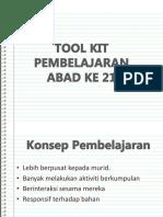 TOOL KIT PAK 21