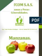 Presentación Manzanas%2c Peras y Uvas (Éxito)