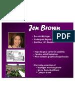 About Jen Brown