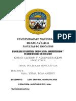 Unversidadad Nacional de Huancavelica