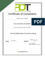 Certificates 57989