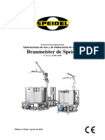 Manual Braumeister 200 y 500 Lts
