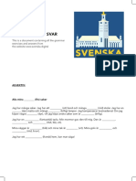 Svenska 4 extra gram övn svar 170530