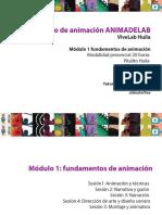 Módulo 1 Diplomado De Animación AnimadeLAB