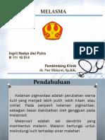 PPT Refarat melasma
