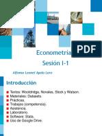 Econometria I - 2018-03-19