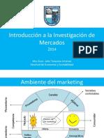 Clase 03 Introduccion Investigación de Mercados Campus