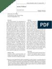 De Giorgi Economía politica de La Pena