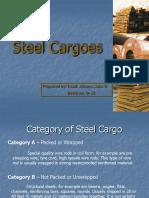 Steel Cargoes