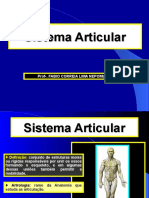 3 - Sistema Articular I