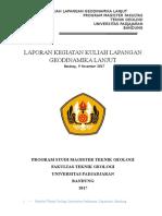 Laporan KULAP Geodinamikan Lanjut (Edited)
