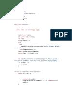 Automatas Celulares Codigo Java