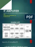 If Amplifier