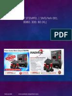 Harga Mesin Bikin Stempel Jogja | SMS/WA 081. 8080. 300. 80 (XL)