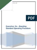 Employee Onboarding - SOP