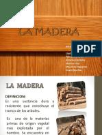 LA-MADERA
