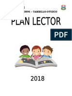 Plan Lector 2018 Tambillo